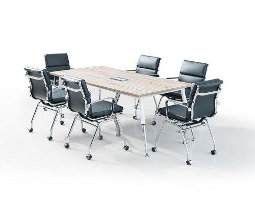 Boomerang Meeting Table