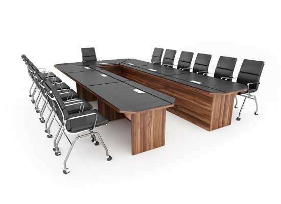 Fortune U Meeting Table