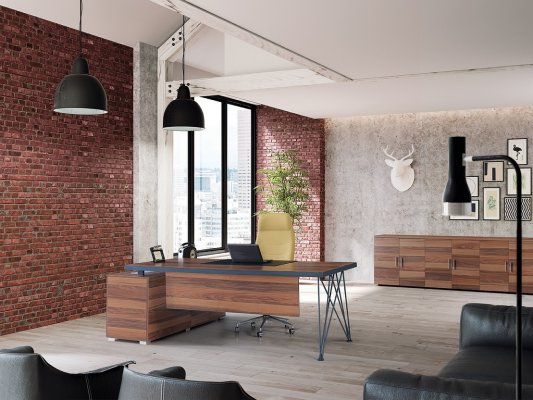 Frame Executive Office Set