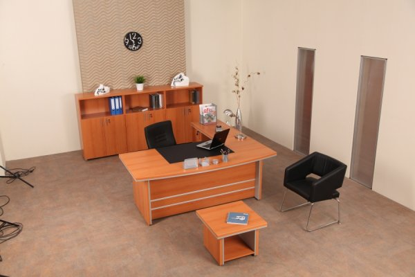 Libra Double Executive Office Set
