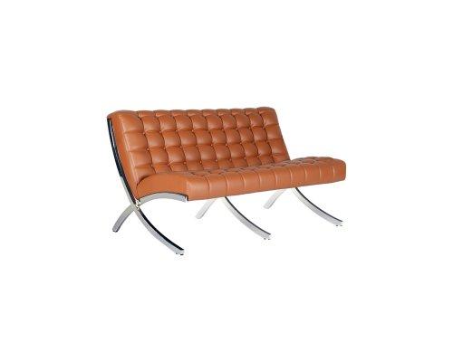 Murano Chrome Leg Waiting Seat