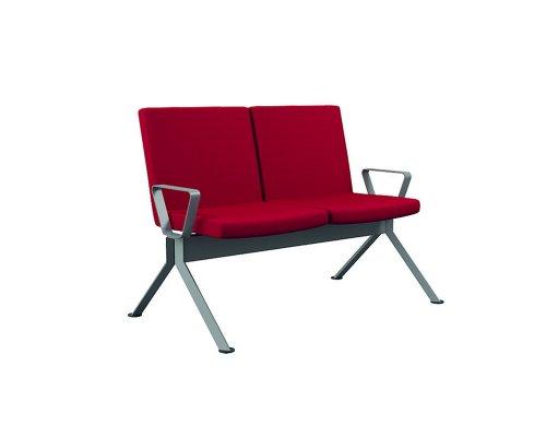 Toledo Painted Leg Waiting Seat