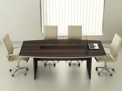 Libra Double Meeting Table