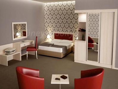 01 Otel Mobilyası