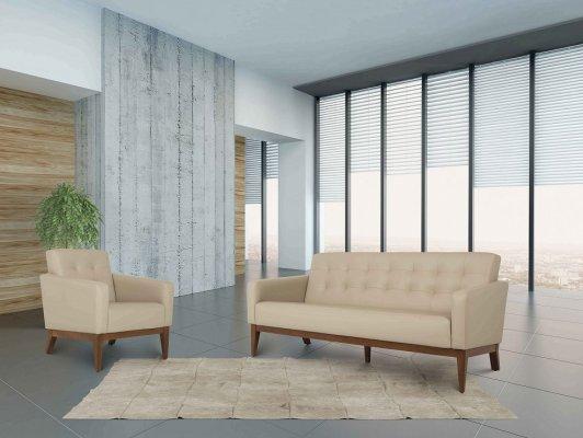 Zengibar Wooden Leg Sofa