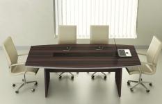 Libra Double 210´luk Derili Toplantı Masası