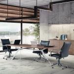 Casa 200´lük Krom Ayaklı Toplantı Masası