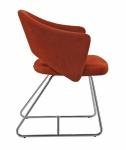 Poli Boru Ayaklı Sandalye