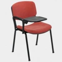 Forum Boyalı Ayak Tek Kolçaklı Sehpalı Sandalye