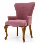 Zen Ahşap Ayaklı Sandalye