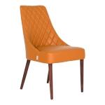 Serena Ahşap Ayaklı Dikişli Sandalye