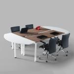Simple 300´lük Boyalı Ayaklı Suntalam Toplantı Masası