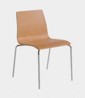 Rabbit Krom Ayk. Kolçaksız Sandalye (mod 5)