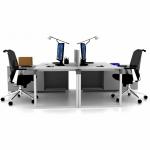 Bürosit Basic 2´li 140´lık Çalışma Takımı