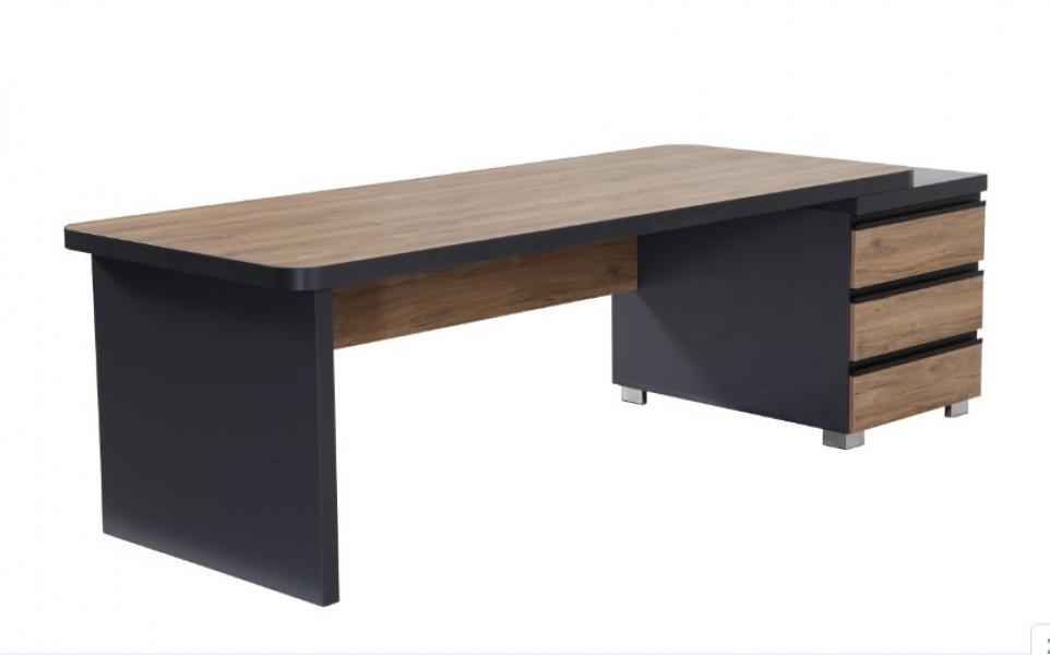 Bürosit Wıde 250´lik Taşıyıcı Kesonlu Masa