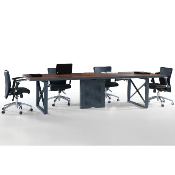 Unix 180´lik Boyalı Ayaklı Suntalam Toplantı Masasıı