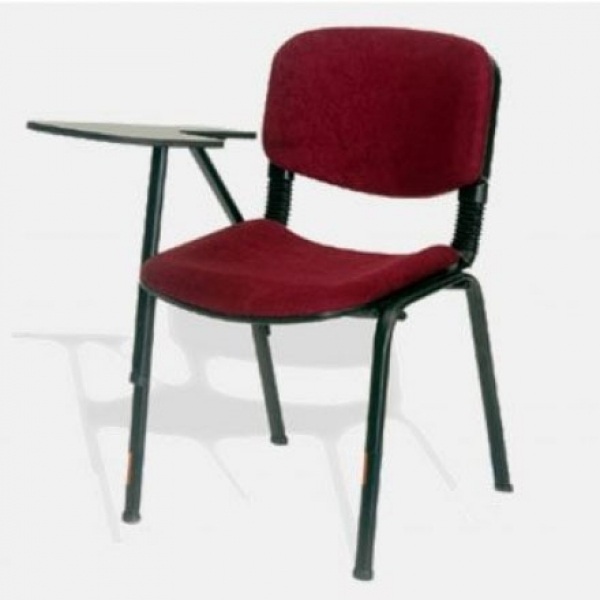 Forum Boyalı Ayak Sabit Sehpalı Sandalye